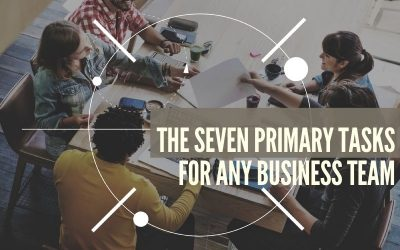The Seven Primary Tasks For Any East Weymouth Business Team
